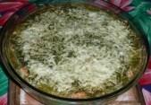 Gratin de cabillaud et saumon fumé sauce aux orties 7