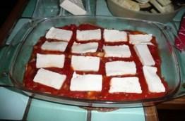 Gratin d'aubergines au tofu 3