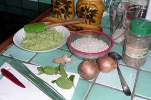 Boulettes de sarrasin au concombre 1