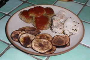 Boulettes de sarrasin au concombre 4