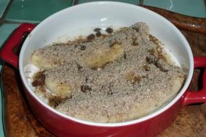 Bananes gratinées au lait d'amande 3
