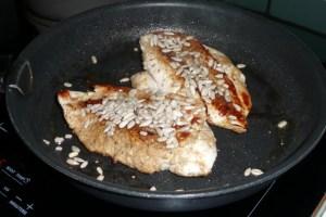 Filets de poulet grillés 7