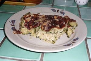 Gâteau de courgettes aux épices 5
