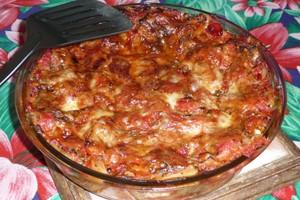 Gratin de lasagnes au Tempeh 7