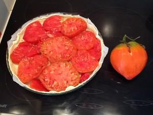 tarte à la tomate provençale (2)