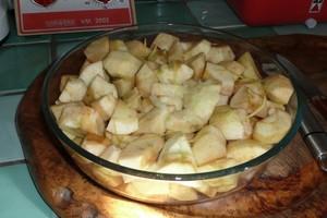 Gratin de pommes au citron (1)