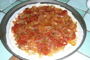 Pizza tomates oignons (6)