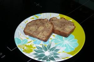 Cake aux pommes et aux 4 épices (5)
