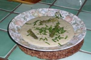Crème d'asperges (4)