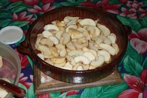 Gratin de pommes à la purée de noisettes (1)