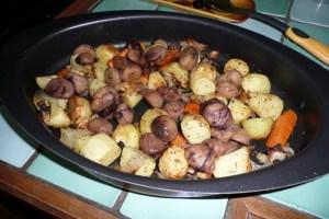 Pommes de terre aux aromates (3)
