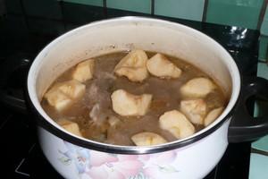 Rouelle de porc au miel et au cidre (4)