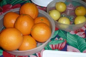 Confiture oranges et citrons aux épices (1)