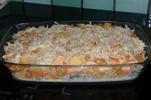 Gratin de courge et pommes de terre (6)