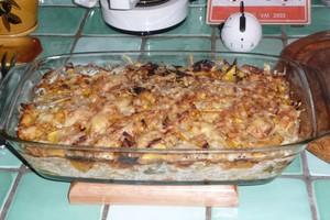 Gratin de courge et pommes de terre (7)
