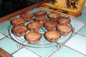 Muffins à l'amande (6)