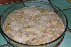 Clafoutis Pommes Pistaches (3)