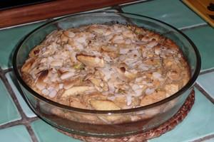 Clafoutis Pommes Pistaches (4)