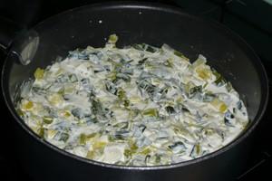 Fondue de poireaux (2)