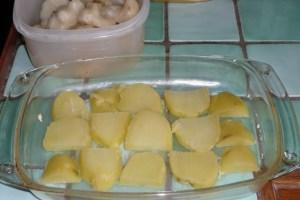 Gratin de pommes de terre et topinambours (3)