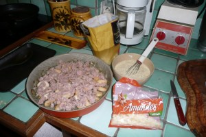 Quiche aux endives, aux pommes et au thon (2)