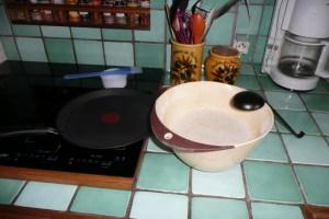 Crêpes au lait de soja (1)