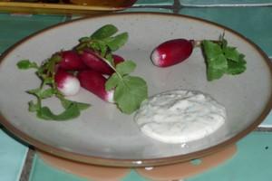 Sauce pour radis roses (2)