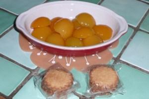 Crumble aux abricots (1)
