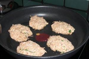 Galettes de carottes aux flocons d'épeautre (3)
