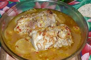 Filet mignon sauce aux oranges (3)