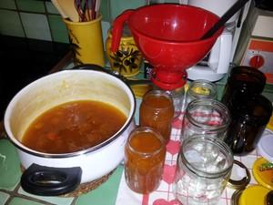 Confiture d'abricots (2)