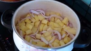 Cuisses de canard aux pommes de terre (3)