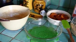 Gratin aux abricots et au romarin (1)
