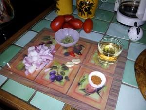 Haricots blancs à la tomate (2)