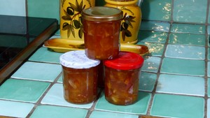 Confiture aux agrumes et aux épices (3)
