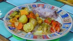 Mêlée de légumes (2)