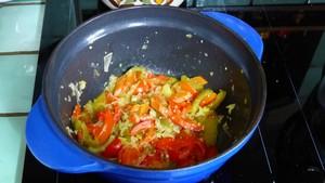 Sauce piquante aux poivrons (2)