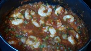 Orecchiette aux crevettes (1)