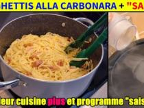 spaghetti-alla-carbonara-recette-monsieur-cuisine-plus-silvercrest-skmk-1200-programme-saisir