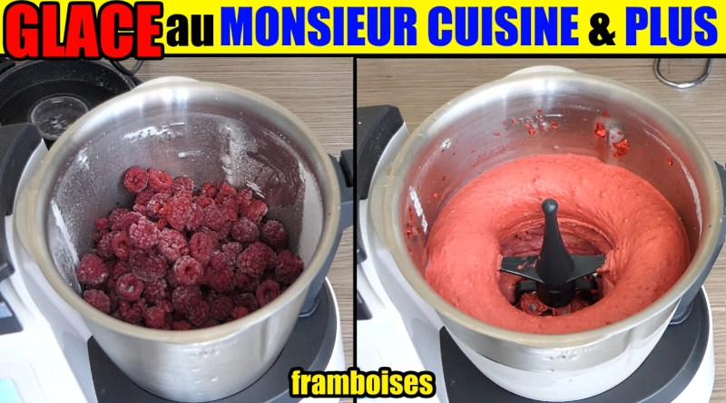 Glace monsieur cuisine plus lidl silvercrest thermomix for Robot menager monsieur cuisine plus