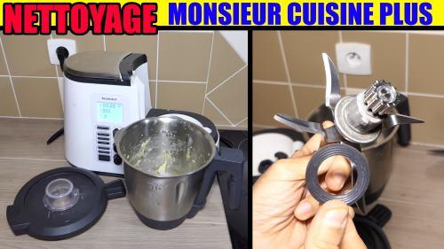 nettoyer monsieur cuisine edition plus