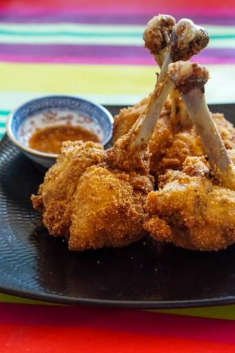 Côtelettes de poulet