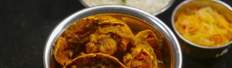 Cari Lagouste - Curry De Langouste