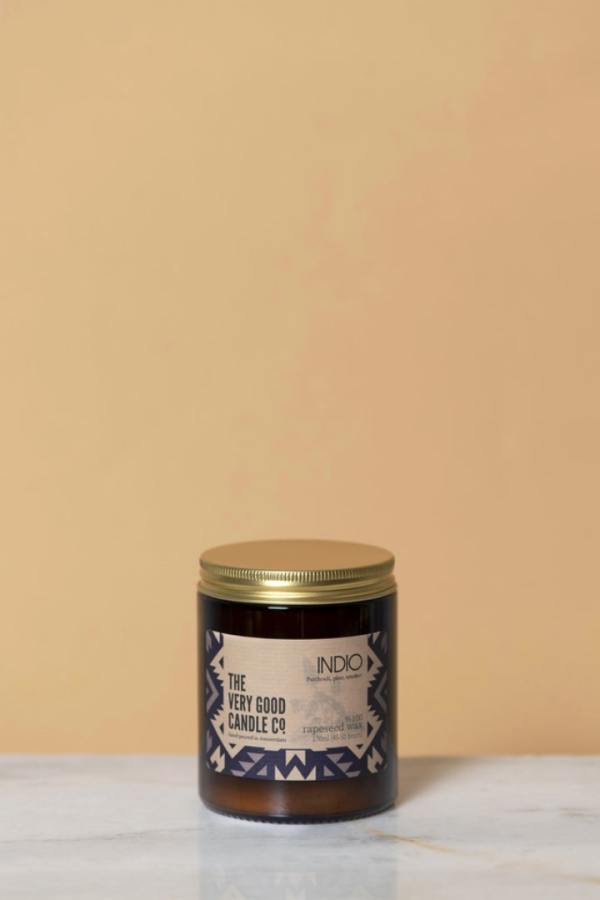 Indio Geurkaars The Very Good Candle Company 170ml