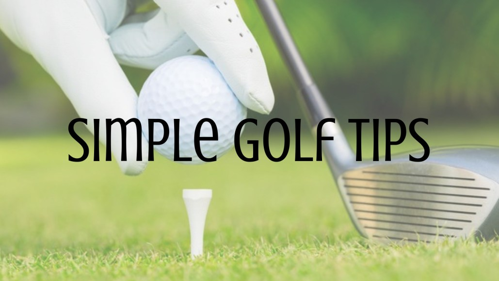 The 10 Best Golf Swing Tips! - Culbertson Hills