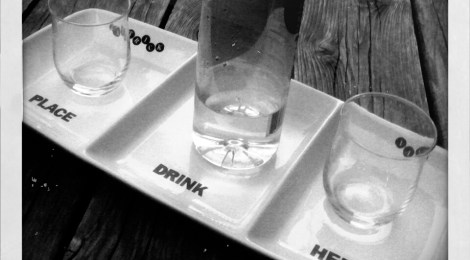 DIY Drink Tray Organizer