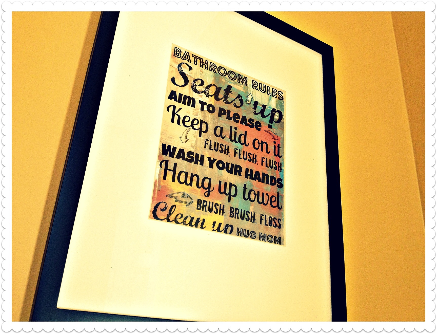 Famous Kids Bathroom Wall Art Photos - The Wall Art Decorations ...