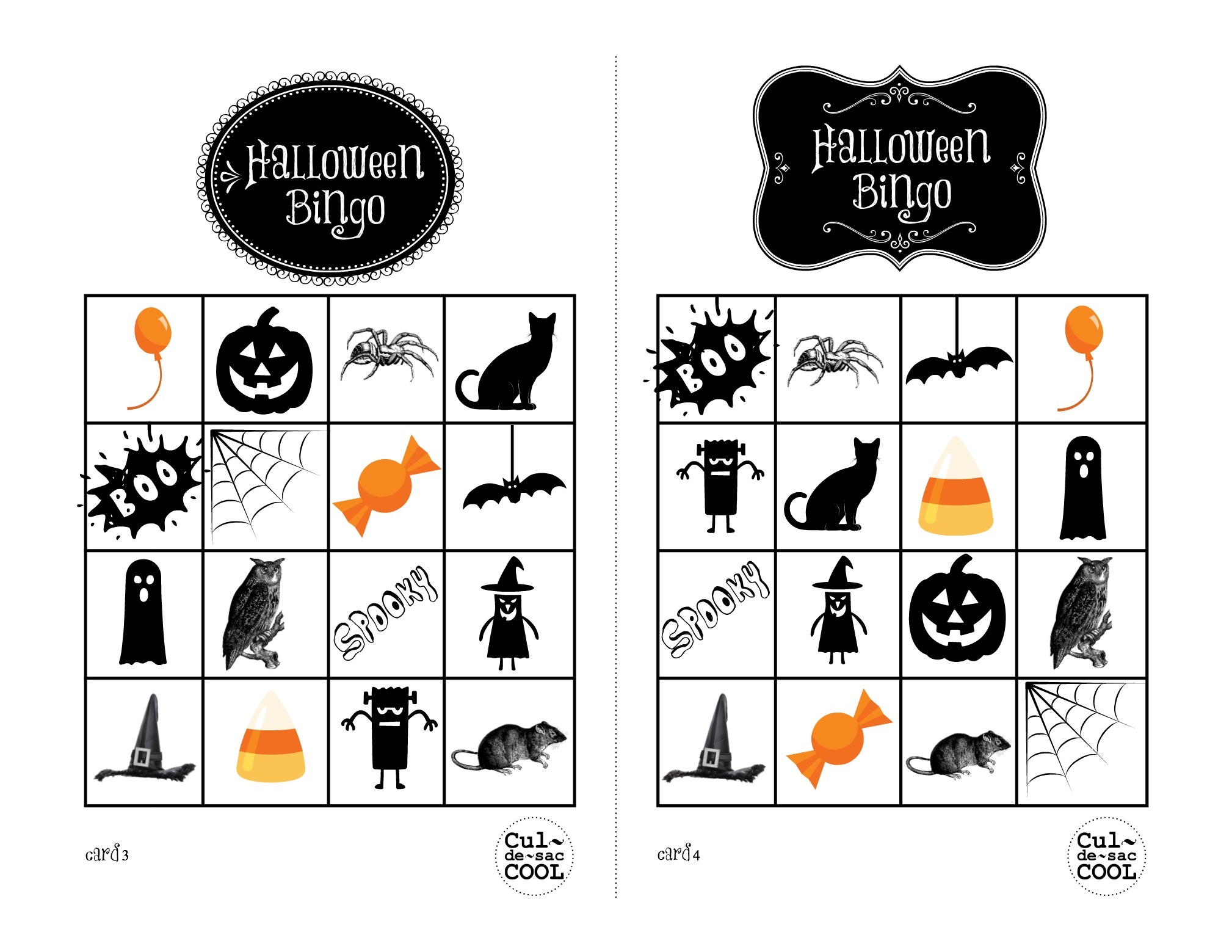 It's just an image of Printable Halloween Games for school