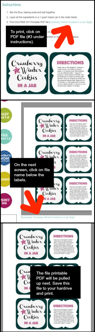 How to print pdf file