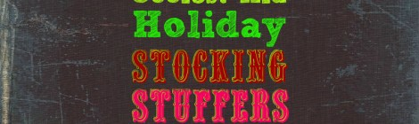 Coolest Kid Holiday Stocking Stuffers 2012